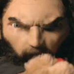 Chabal's Teddy bear by Puma