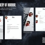 13th street and the Stationery of horror