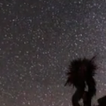 Perseid Meteor Shower Timelapse