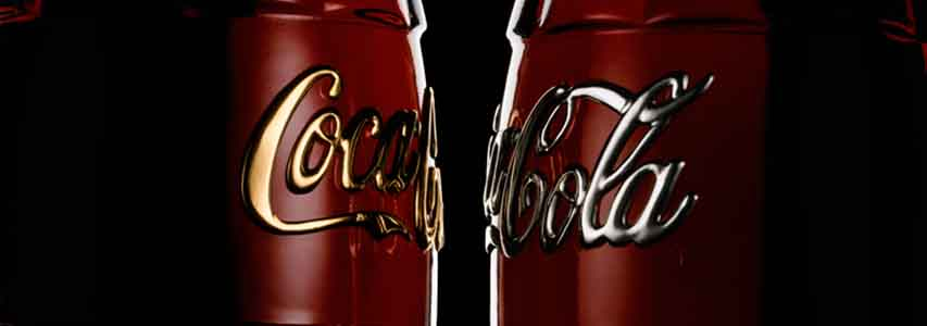 Daft Punk x Coca Cola – limited edition bottle